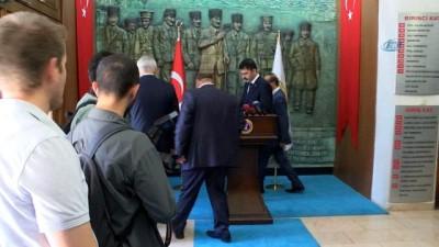 Bakan Kurum: 'Ordu'daki yollar 2 ay içerisinde yapılacak'