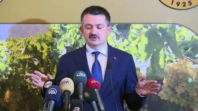 Tarım ve Orman Bakanı Pakdemirli: 'Köylüye, çiftçiye gideceğiz, ona soracağız' - MANİSA