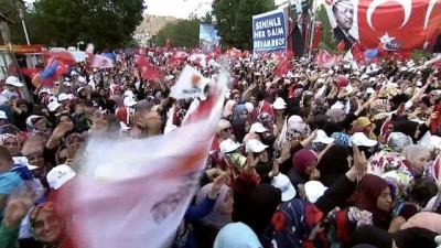 Cumhurbaşkanı Erdoğan: 'El ovuşturmayın. Faiz lobilerine sesleniyorum boşuna heveslenmeyin'
