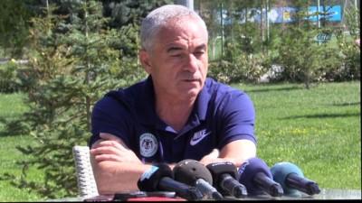 """Rıza Çalımbay: """"Tek hedefimiz Erzurumspor maçını iyi bir şekilde bitirmek"""""""