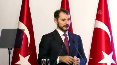 Bakan Albayrak: 'Bugün yeni bir dönemin başlangıcındayız' - İSTANBUL
