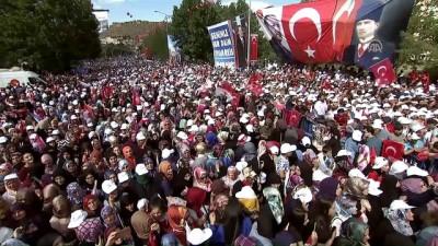Cumhurbaşkanı Erdoğan: 'Üstesinden gelemeyeceğimiz mesele, çözemeyeceğimiz kriz, terör örgütü yoktur' - BAYBURT