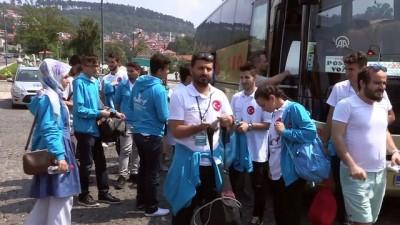 'Eğitim Köprüsü' Mardinli öğrencileri Bosna Hersek'e getirdi - SARAYBOSNA