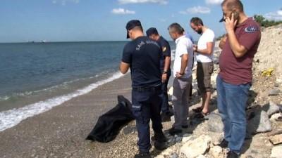 Denizde kaybolan şahsın cesedine ulaşıldı