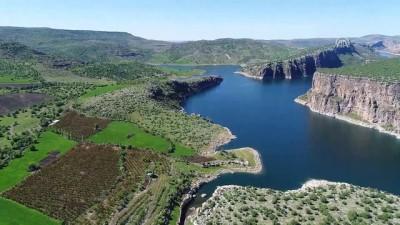 Fırat Nehri 3 ülkeye hayat veriyor - ŞANLIURFA