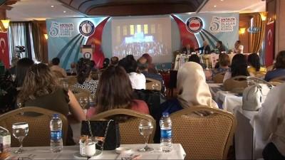 Sağlık -Sen Antalya Şubesi'nin 5.Olağan Genel Kurul Toplantısı
