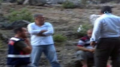 Küp Şelalesi'ndeki mağarada kaybolan 3 kişinin cansız bedenine ulaşıldı