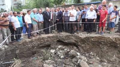 Kılıçdaroğlu, selde yaralanan vatandaşlar ile zarar gören iş yerlerini ziyaret etti - ORDU