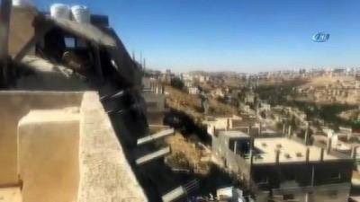 - Ürdün'de 5 güvenlik görevlisi hayatını kaybetti