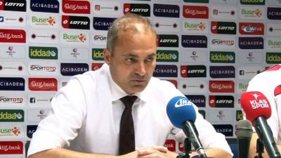 Erkan Sözeri: 'Bugün tecrübemizle kazandık'