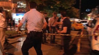 - Fatih'te silahlı kavga: 1 polis yaralı