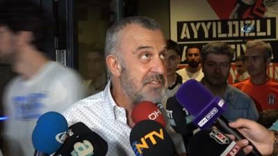 """Ahmet Ürkmezgil: """"Takımı gayet iyi gördüm"""""""
