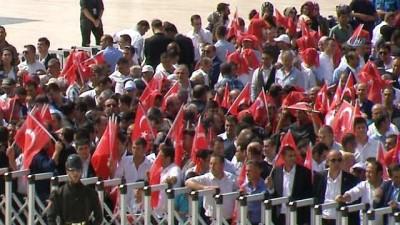 Anıtkabir'de 30 Ağustos töreni