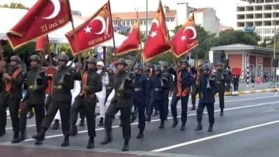 Vatan Caddesi'nde 30 Ağustos Zafer Bayramı coşkusu