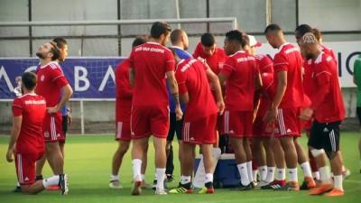 Brezilyalı Douglas Sivasspor'da çok mutlu - SİVAS