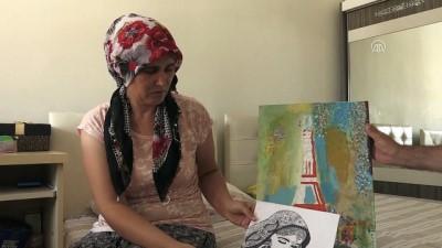 'Aleyna'm öldü ama kocaman bir ailem oldu' - ANTALYA