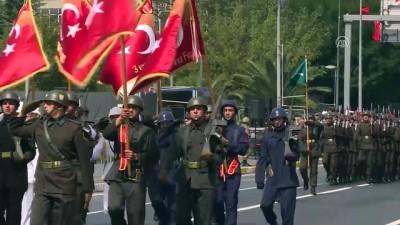 Büyük zaferin 96. yılı - Vatan Caddesi - İSTANBUL