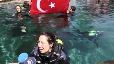 Milletvekili Günay, zaferi Sakarya Nehri'nin doğduğu kaynakta kutladı - ESKİŞEHİR