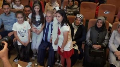 Onikişbat Belediyesi'nin Yaz Okulu Programı kapanışı bugün gerçekleştirildi