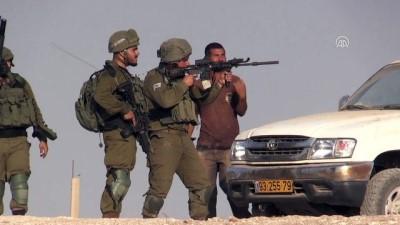 İsrail'den Batı Şeria'daki gösteriye müdahale - RAMALLAH