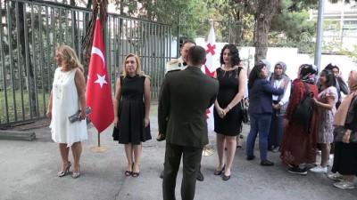 Büyük Zafer'in 96. yılı kutlanıyor - TİFLİS