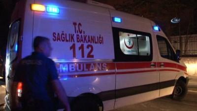 Fatih'te kaza: 2 yaralı