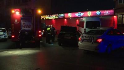 Fatih'te trafik kazası: 2 yaralı - İSTANBUL
