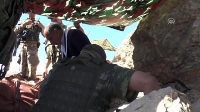 Faraşin Yaylası teröristlerden arındırılıyor - ŞIRNAK