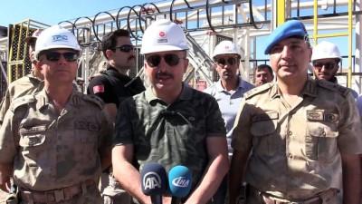 Terörden temizlenen Herekol'da petrol aranıyor - SİİRT