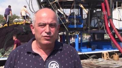 İstanbullu balıkçılarda '1 Eylül' hazırlığı - İSTANBUL
