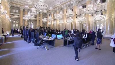 AB Gayriresmi Dışişleri Bakanları Toplantısı - Dışişleri Bakanı Çavuşoğlu - VİYANA