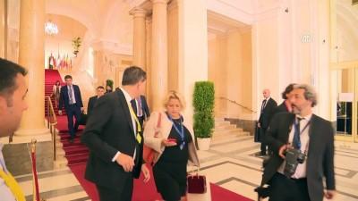 Dışişleri Bakanı Çavuşoğlu, AB Gayriresmi Dışişleri Bakanları Toplantısını değerlendirdi - VİYANA