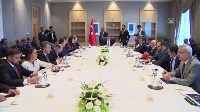 e-Devlet Koordinasyon Toplantısı yapıldı - ANKARA
