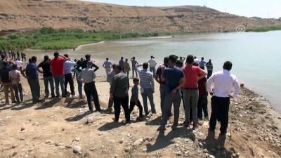 Dicle Nehri'nde iki gencin kaybolması - ŞIRNAK