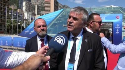 Akhisarspor Kulübü Başkanı Eryüksel, kurayı değerlendirdi - MONACO