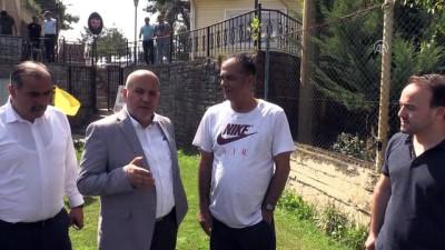 Kardemir Karabükspor'da Eskişehirspor maçı hazırlıkları - KARABÜK