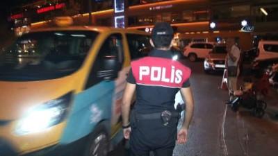 İstanbul'da 'Yeditepe Huzur 15 Uygulaması' yapıldı