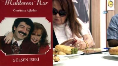 """Muhterem Nur: """"Filmde Müslüm'ün burnunu büyük yapmışlar"""""""