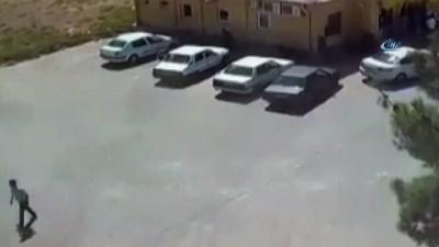 Ölümle sonuçlanan kan davası kamerada