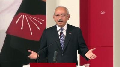 Kılıçdaroğlu: 'Türkiye bunların döneminde tefecilere yakayı kaptırdı' - ANKARA