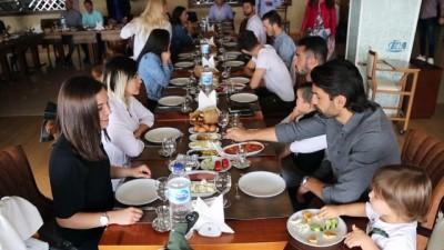 Demir Grup Sivasspor moral kahvaltısında buluştu