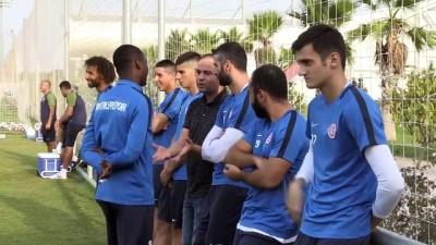 Antalyaspor'da Medipol Başakşehir maçı hazırlıkları - ANTALYA