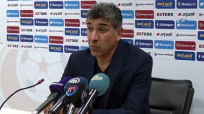 Boluspor- Altay maçının ardından