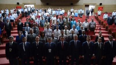 '7. Ulusal Antepfıstığı ve Badem Çalışma Grubu' toplantısı - BATMAN
