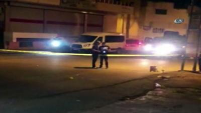 Binaya el bombası atılma anının kamera kayıtları ortaya çıktı