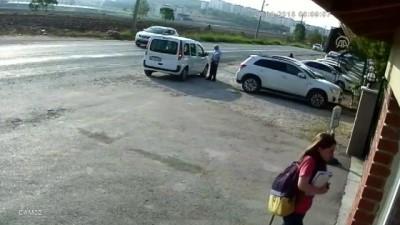 Kadirli'de zincirleme trafik kazası: 5 yaralı - OSMANİYE