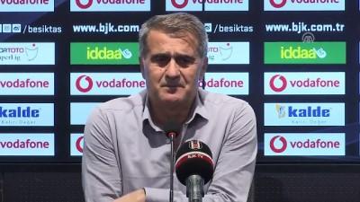 Beşiktaş - Kayserispor maçının ardından - Şenol Güneş (1) - İSTANBUL
