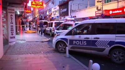 Kağıthane'de pansiyonun 6. katından düştüğü iddia edilen genç öldü - İSTANBUL