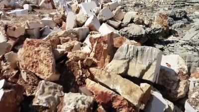 Çermik mermeri Asya kıtasındaki mekanları süslüyor - DİYARBAKIR