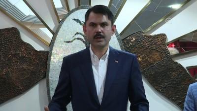 Bakan Kurum:'Çoğunluğu sağladığımız projelerde kentsel dönüşüme gireceğiz' - MARDİN